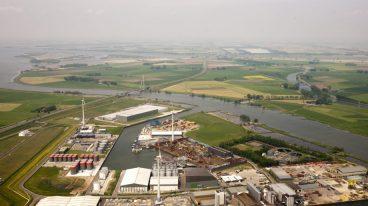 Zuiderzeehaven Kampen